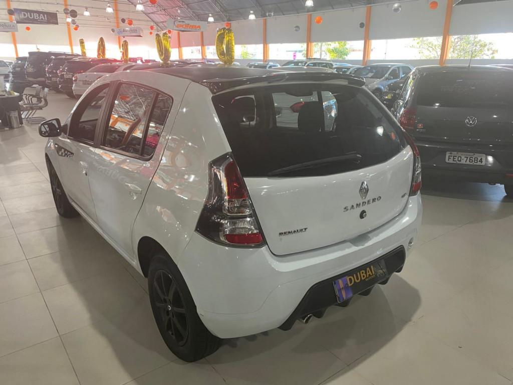 Imagem do veículo Renault Sandero Gt Line 1.6 16v Hiflex 4p