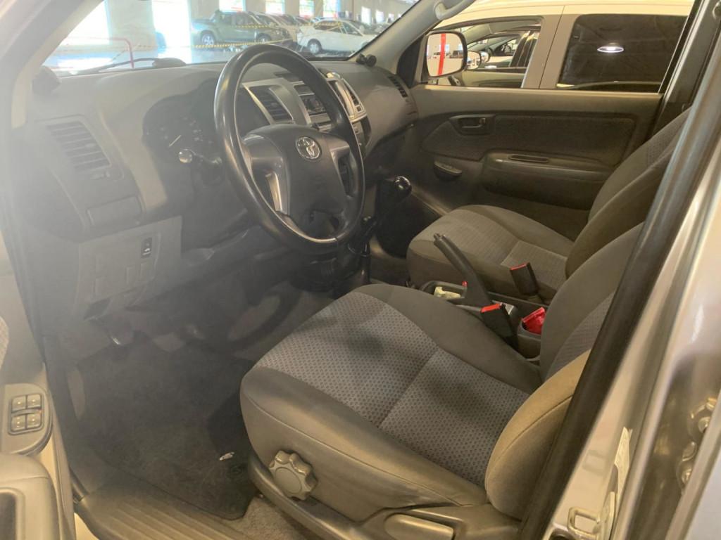 Imagem do veículo Toyota Hilux Cd D4d 4x4 3.0 Tdi Diesel Mec