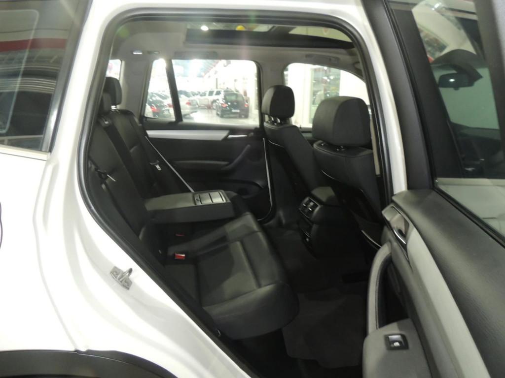 Imagem do veículo Bmw X3 Xdrive 2.0 I Wx31 184cv