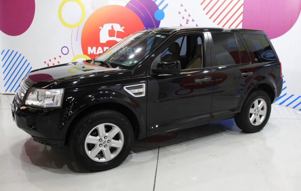 Imagem do veículo Land Rover Freelander 2 S 2.2 Sd4 2012