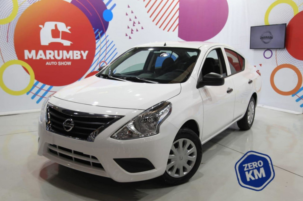 Nissan Versa 16sl Cvt