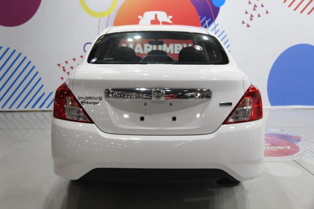Imagem do veículo Nissan Versa 16sl Cvt