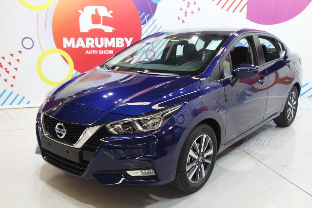 Nissan Versa 1.6 Sl Cvt 16v 4p Automatico