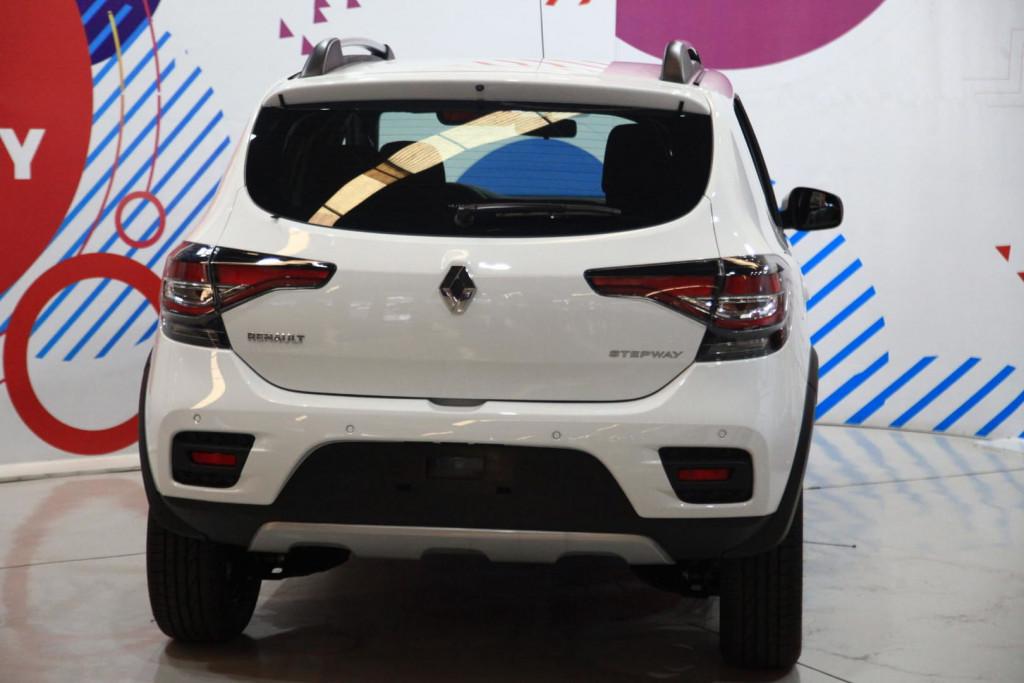 Imagem do veículo Renault Sandero Zen 1.6 Manual