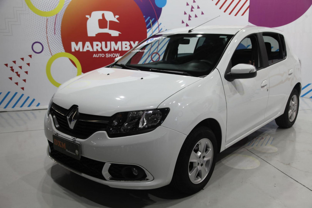 Renault Sandero Expr 10 Vibe