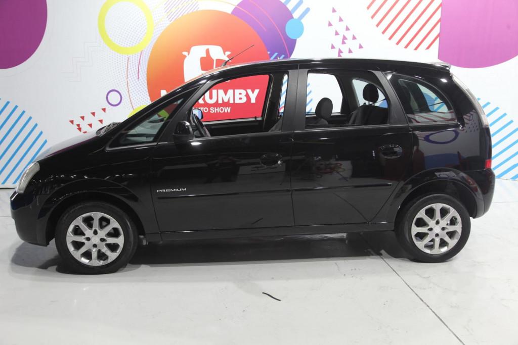 Imagem do veículo Chevrolet Meriva Premium