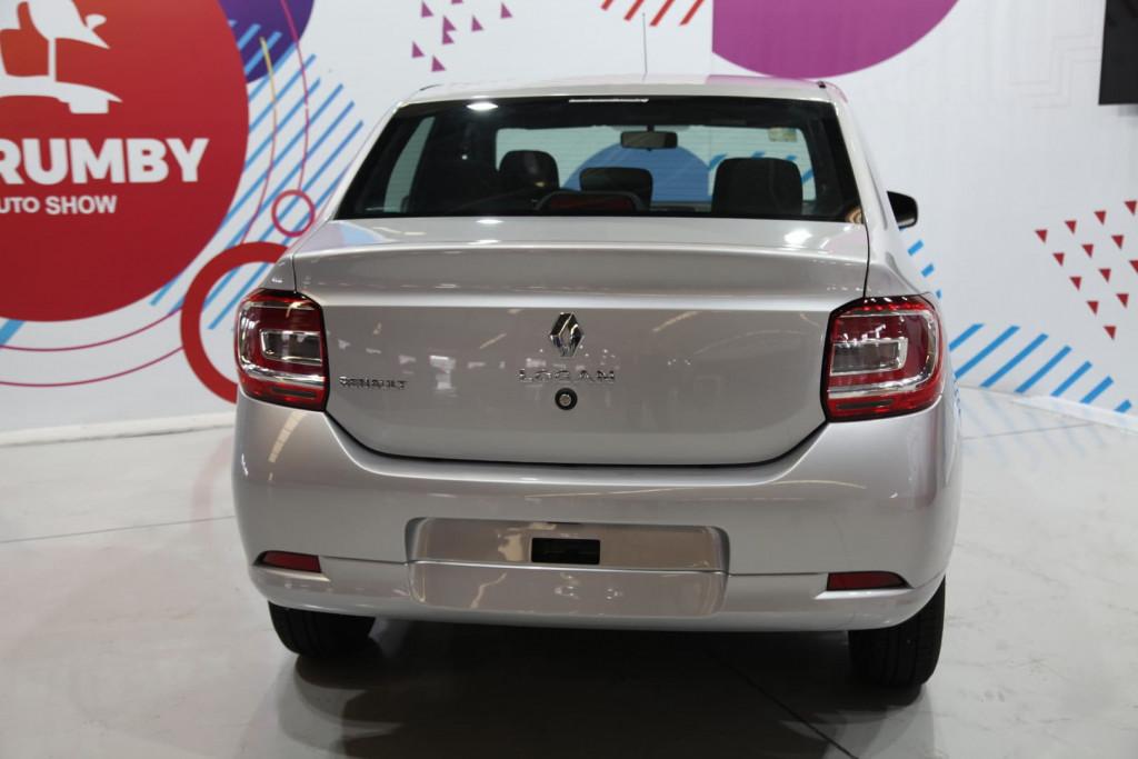 Imagem do veículo Renault Logan Life 1.0