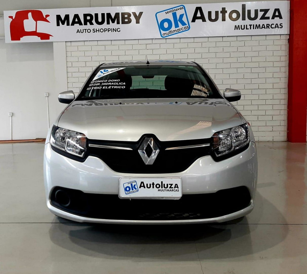 Renault Sandero Expr 16
