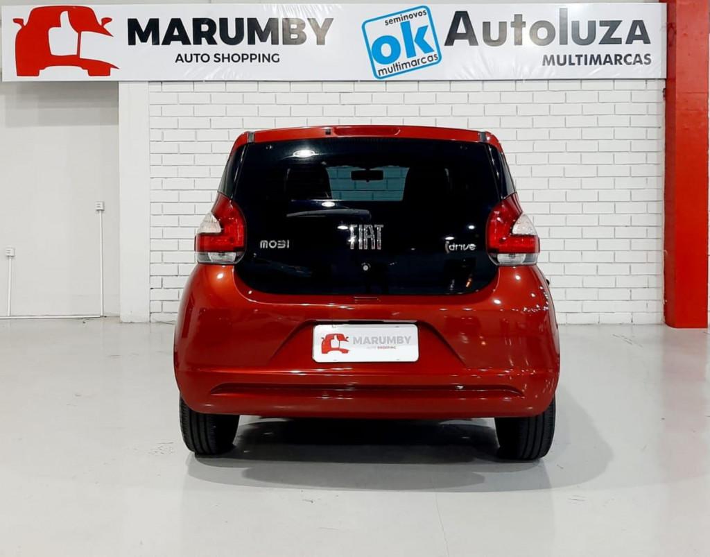 Imagem do veículo Fiat Mobi Drive 4p
