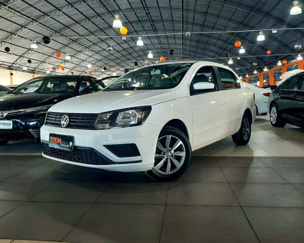 Volkswagen Voyage 1.6 2020