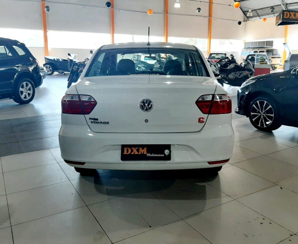 Imagem do veículo Volkswagen Voyage 1.6 2020
