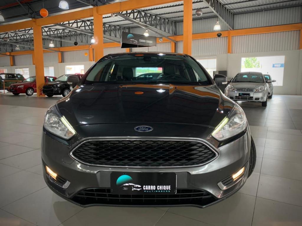 Ford Focus Se At 2.0hc