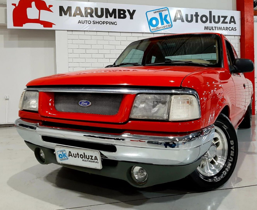 Imagem do veículo Ford RANGER STX