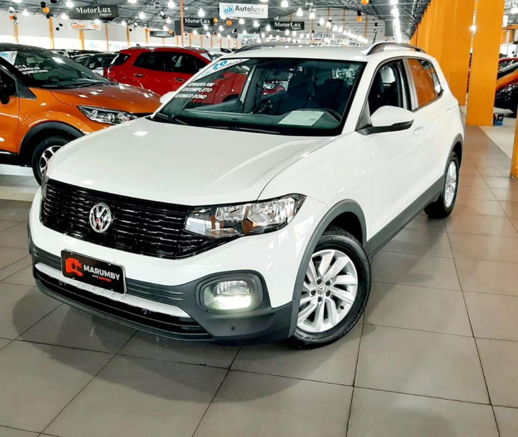 Volkswagen T Cross 200tsi 2020