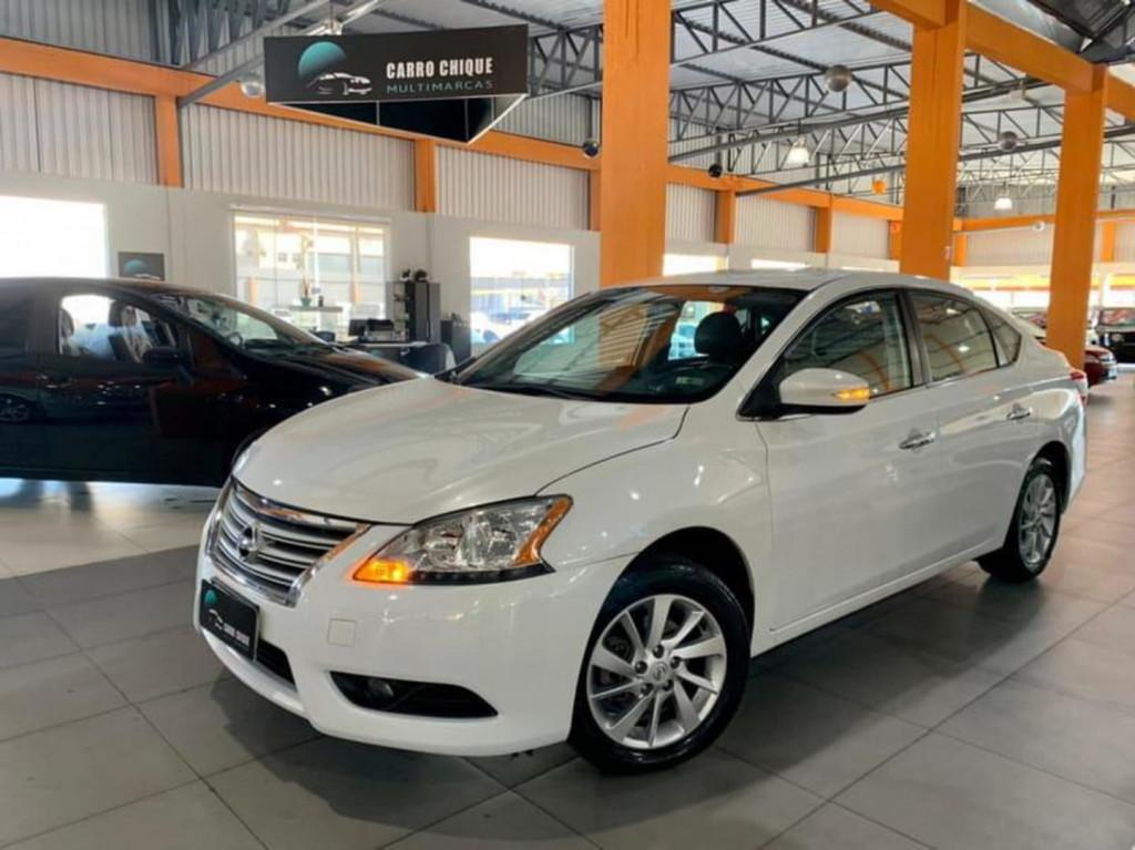 Nissan Sentra 20sv Cvt