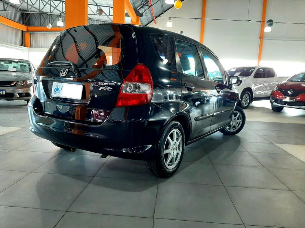 Imagem do veículo Honda Fit EX 1.5 2008 Manual