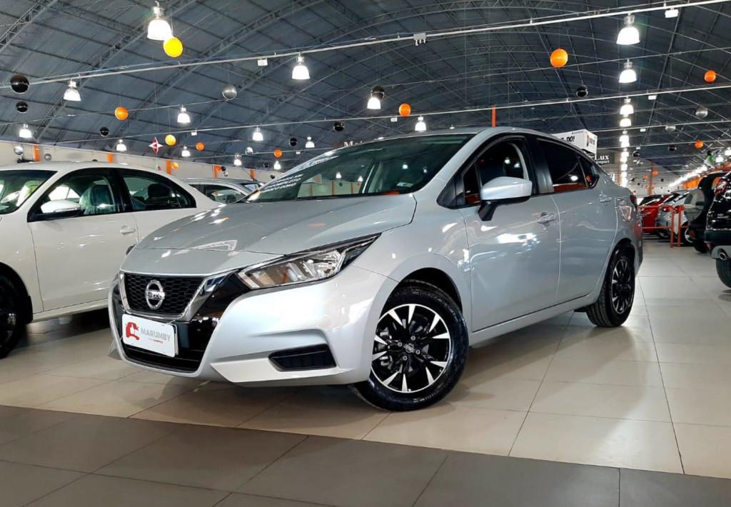 Nissan Versa 1.6 Sense 2021 Cvt