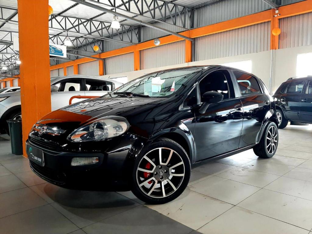 Fiat Punto 1.4 Attactive 2014