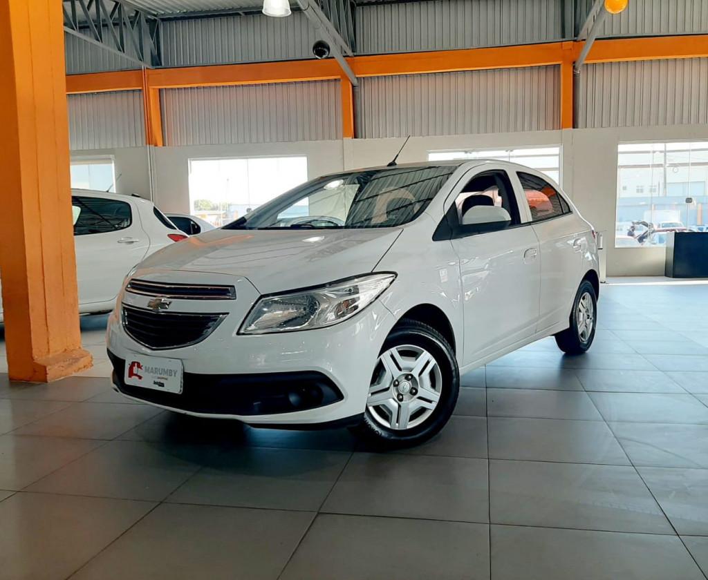 Chevrolet Onix 1.0 Lt 2014