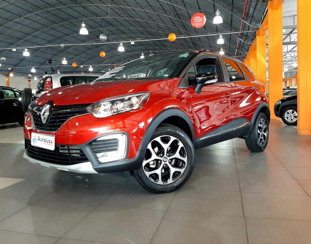 Renault Captur 1.6 Bose 2021