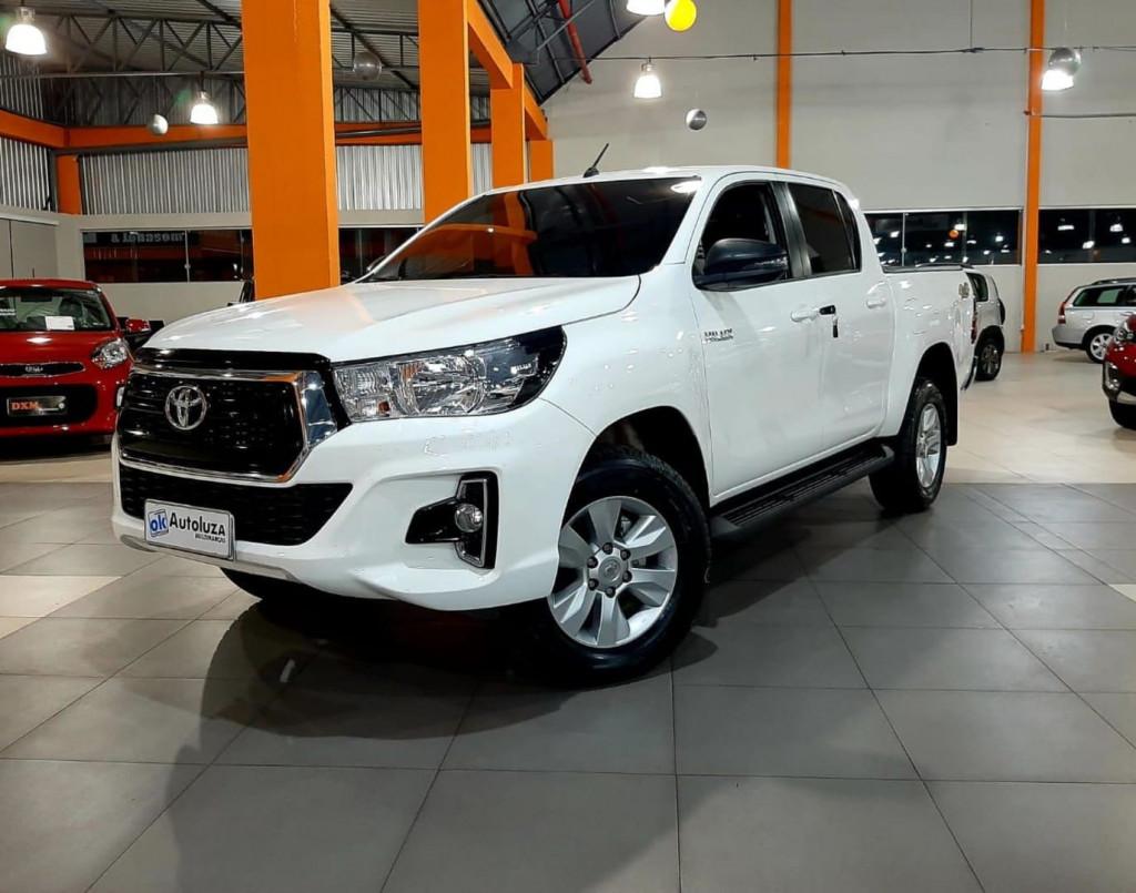 Toyota Hilux Cd Sr Aut 4x4 2020 Diesel
