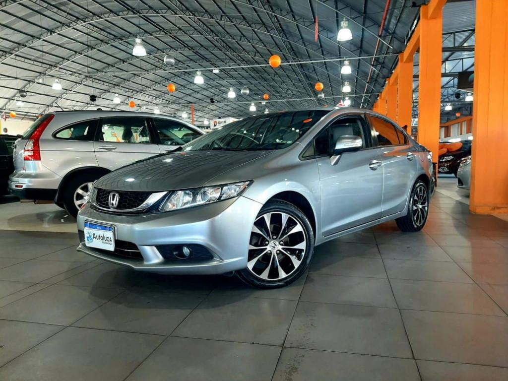 Honda Civic LXR 2.0 Flex 2015 Aut.