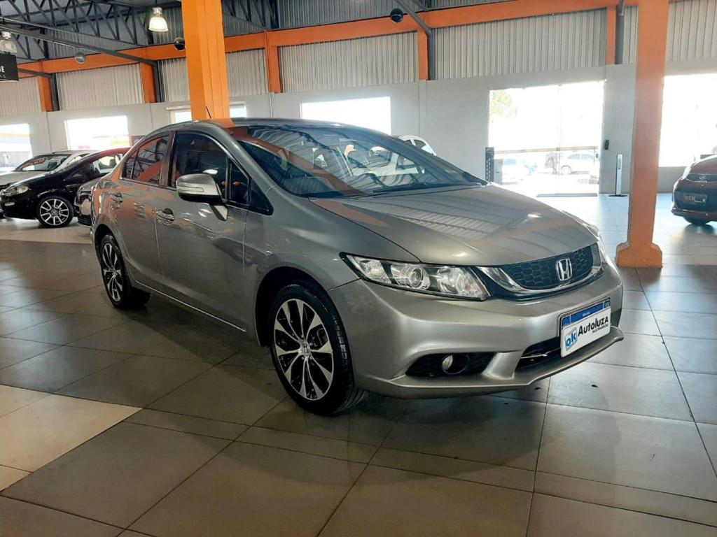 Imagem do veículo Honda Civic LXR 2.0 Flex 2015 Aut.