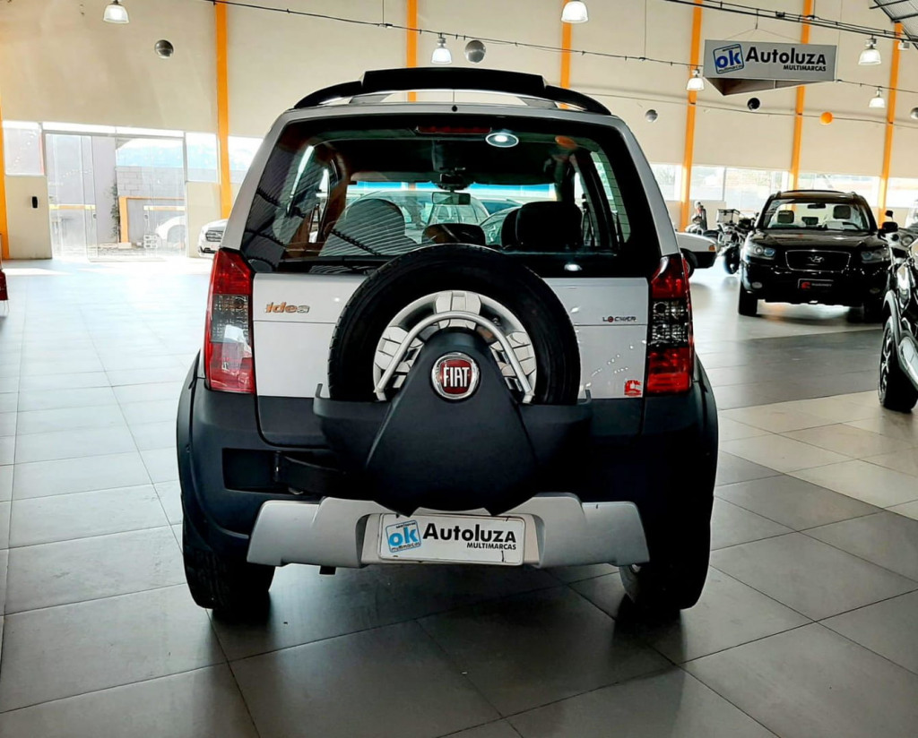 Imagem do veículo Fiat Idea 1.8 Adventure (Dualogic) 2010
