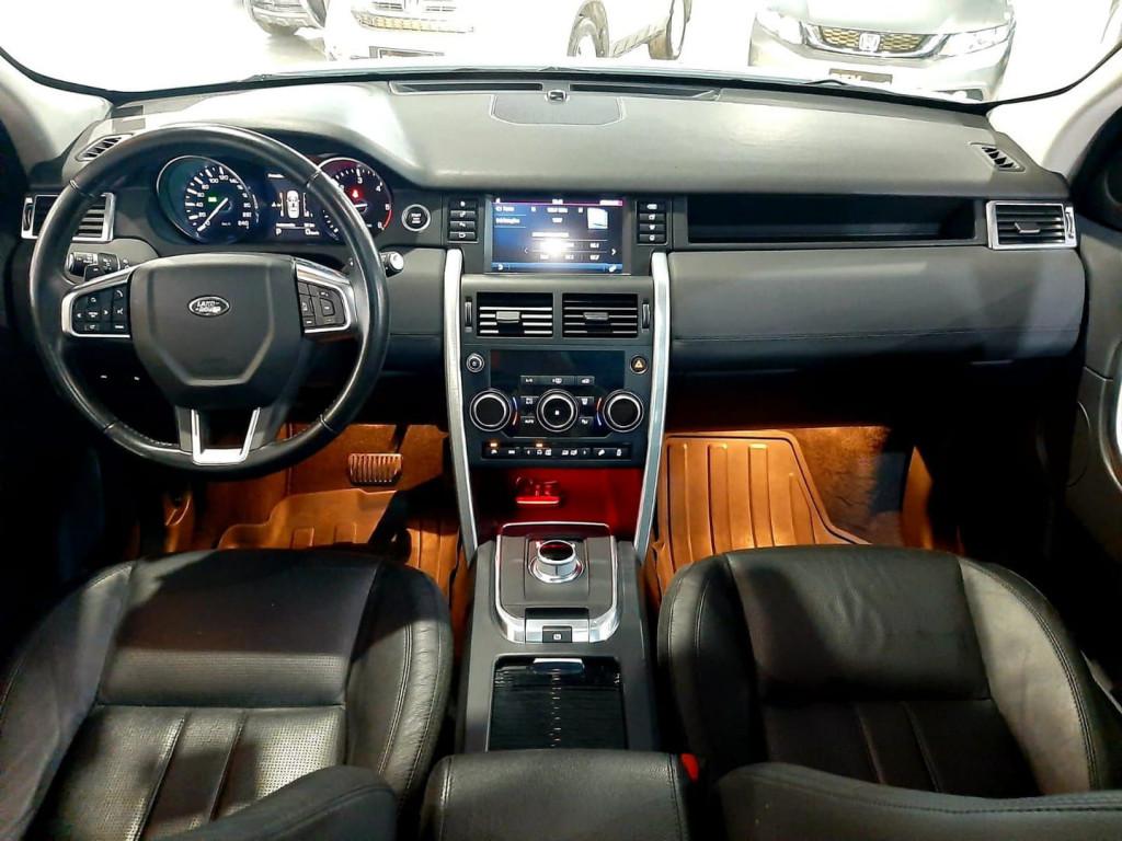Imagem do veículo Discovery Sport SD4 HSE 7L 2016 Diesel