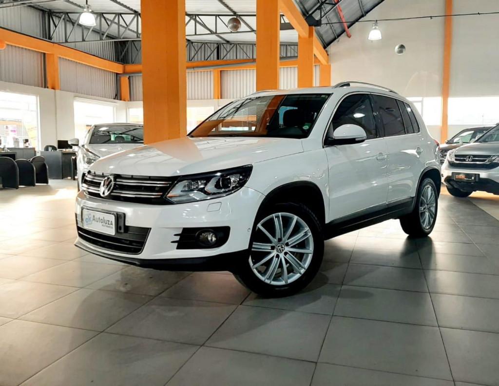 Volkswagen Tiguan 2.0 Tsi 2013