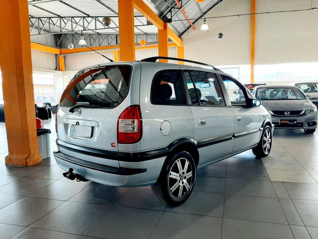 Imagem do veículo Chevrolet Zafira (Elegance) 2.0 2011 7 Lugares
