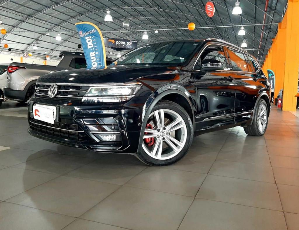 Volkswagen Tiguan Allspace Rline 2019