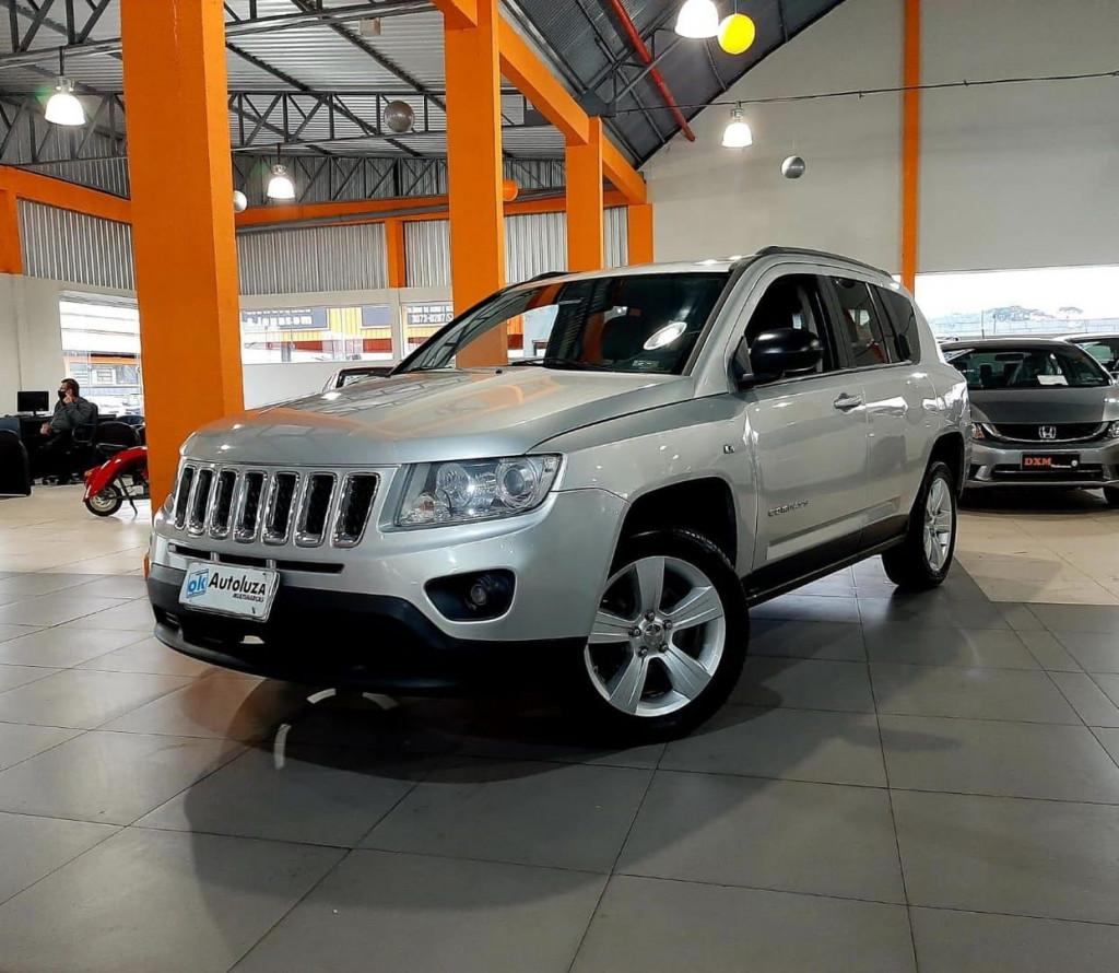 Jeep Compass Sport 2.0 2012 Aut.