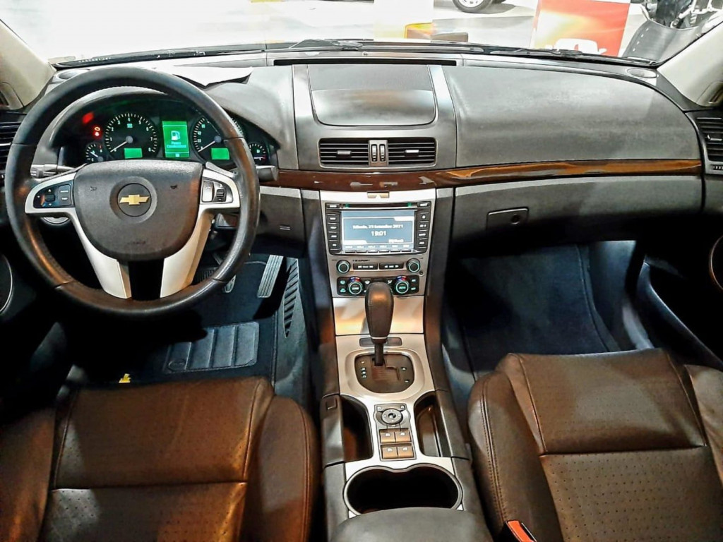 Imagem do veículo Chevrolet Omega Fittipaldi 2009