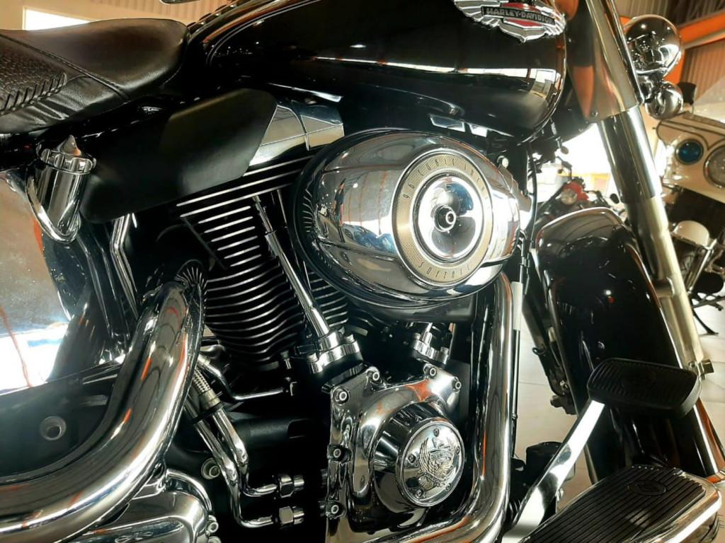 Imagem do veículo Harley-davidson Softail Deluxe 2012
