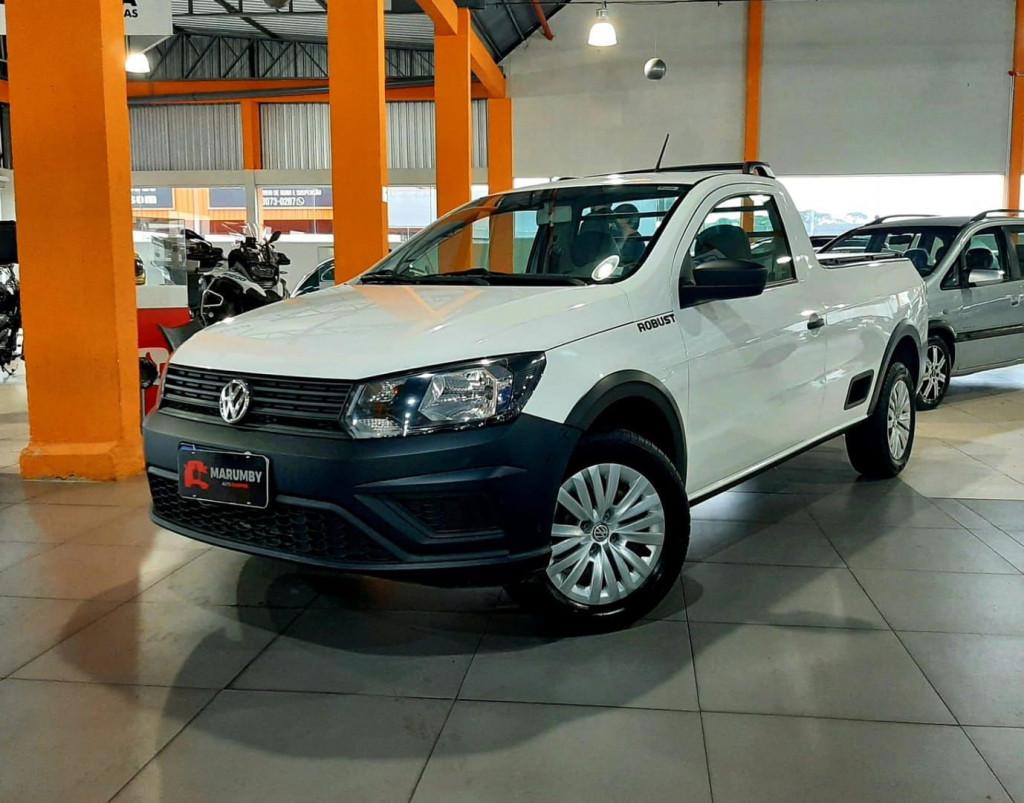 Imagem do veículo Volkswagen Saveiro 1.6 Robust 2019