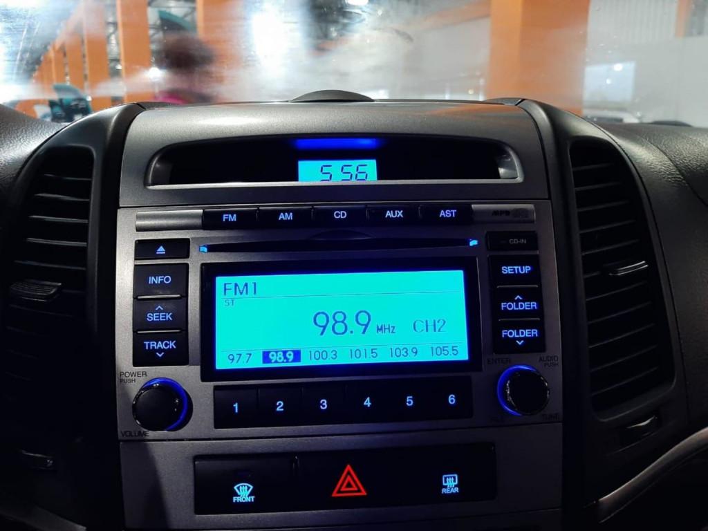 Imagem do veículo Hyundai Santa Fé 3.5 4x4 2011