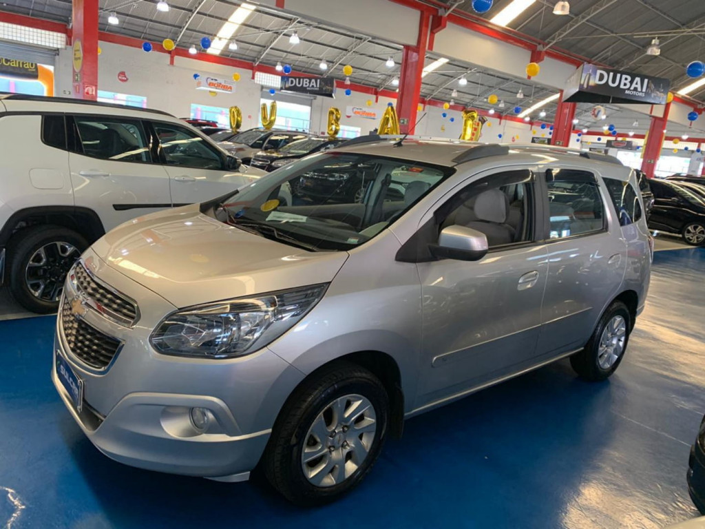 Chevrolet Spin 1.8 Ltz Mec