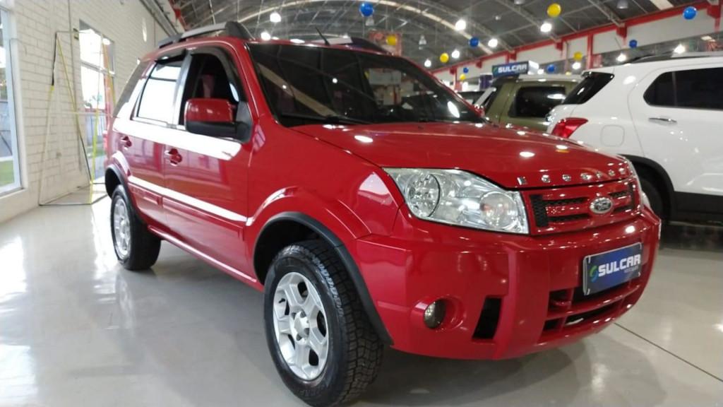 Ford Ecosport Xlt 1.6 8v 4p