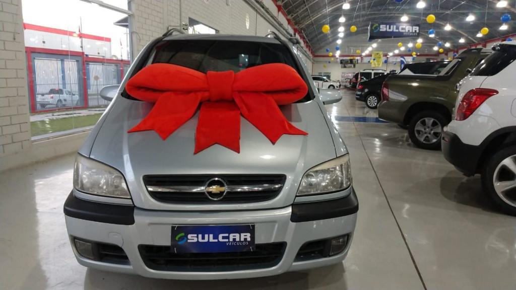 Chevrolet Zafira Elegance 2.0 16v 4p