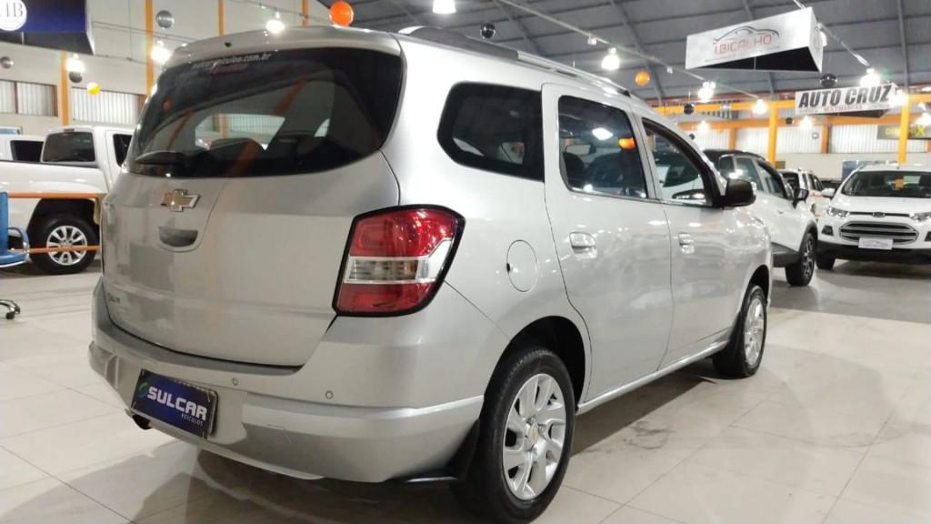 Imagem do veículo Chevrolet Spin 1.8 Ltz Aut
