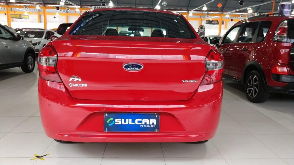 Imagem do veículo Ford Ka Sel 1.5 16v Flex 5p