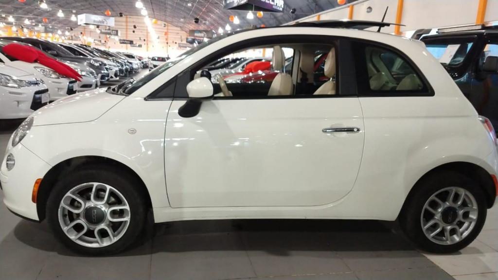 Imagem do veículo Fiat 500 Cult 1.4 Dualogic Evo 8v Flex Imp 2p