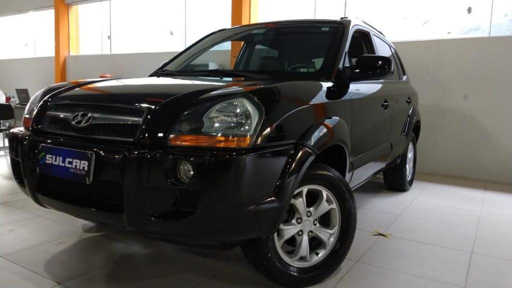 Hyundai Tucson 2.0 Gls Flex 4p Aut