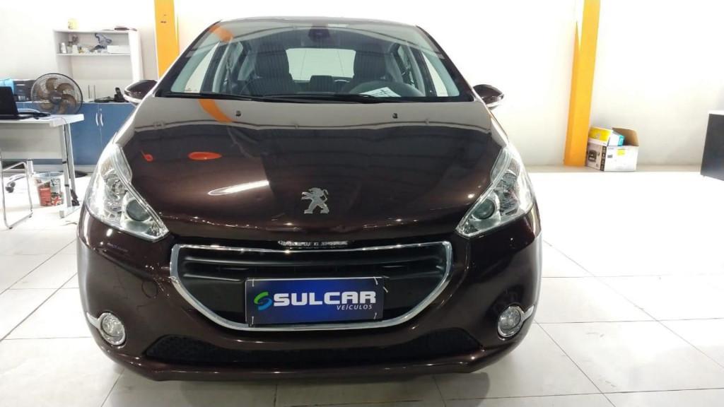 Imagem do veículo Peugeot 208 Griffe 1.6 16v Flex Aut.