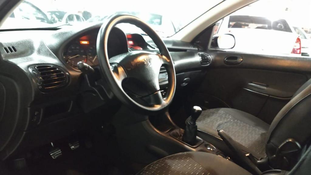 Imagem do veículo Peugeot 206 1.4 Sensat Fx
