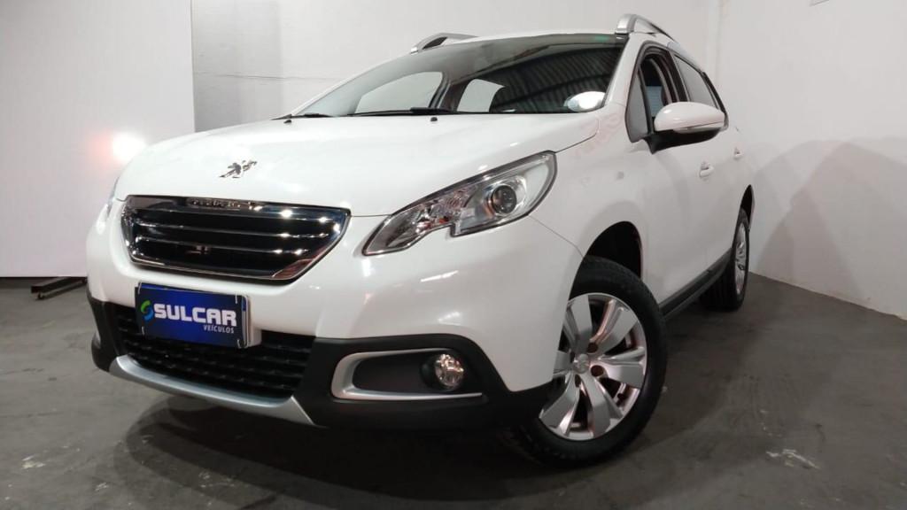 Peugeot 2008 Allure 1.6 Automatico