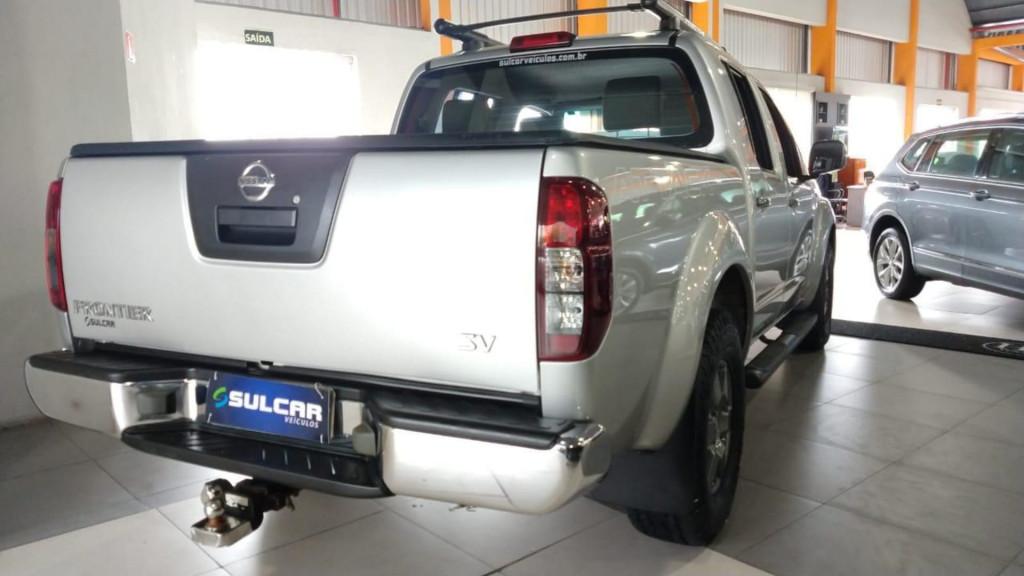 Imagem do veículo Nissan Frontier Sv At. Cd 4x4 2.5 Tb Dies. Aut