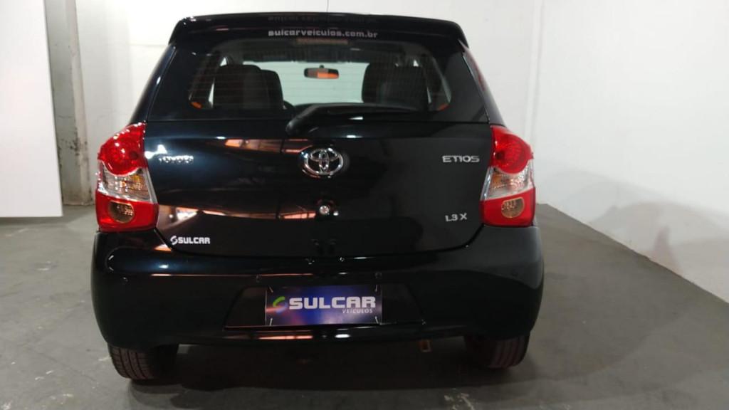 Imagem do veículo Toyota Etios 1.3 Flex 16v 5p.mec