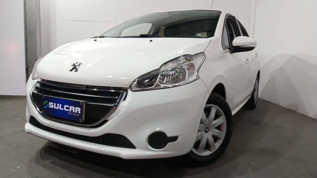 Imagem do veículo Peugeot 208 Active 1.5 Flex 8v 5p